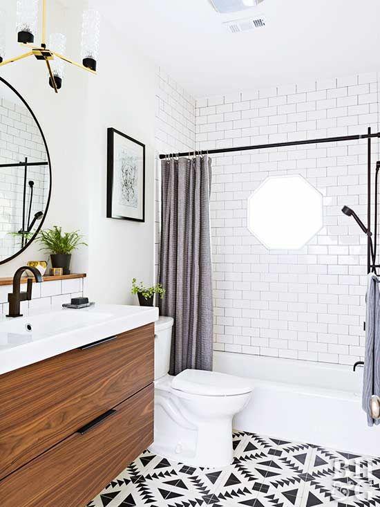 Pretty bathrooms