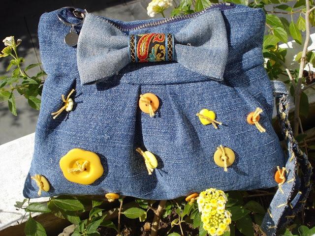 Reciclagem de jeans - Martha Duque - Álbuns da web do Picasa