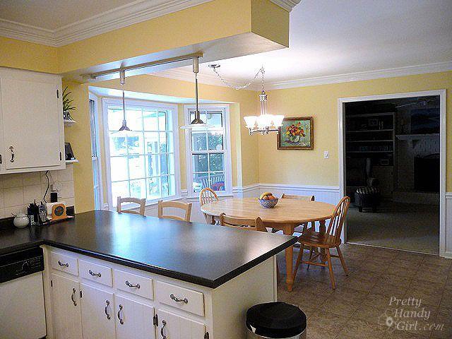 eat in kitchen view decor ideas kitchen dining pinterest