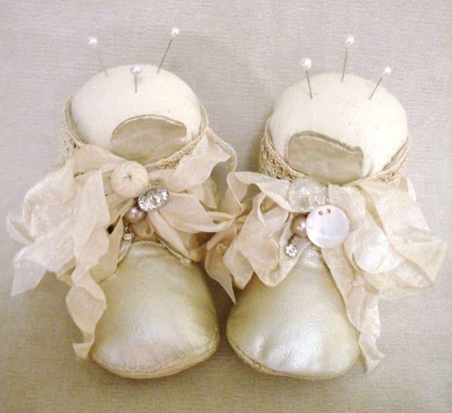 Vintage Детская обувь Превратился Игольницы