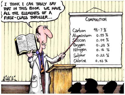 Chemistry Stoichiometry Cartoon