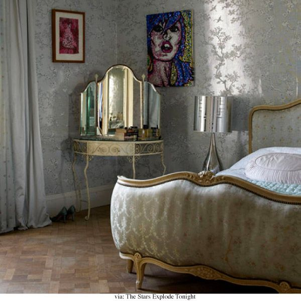 Bedroom Wall Coverings 2017: Silver Wall Coverings 2017