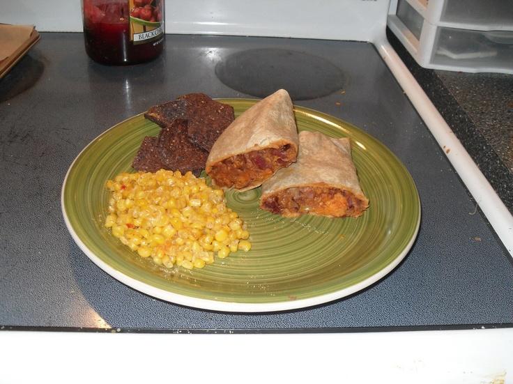 Addictive Sweet Potato Burritos (www.allrecipes.com)