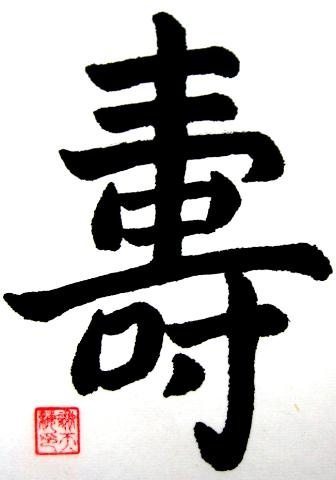 Chinese Symbol for Lon...