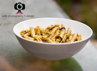 pasta with edamame and lemony pesto pasta with edamame almonds recipes ...