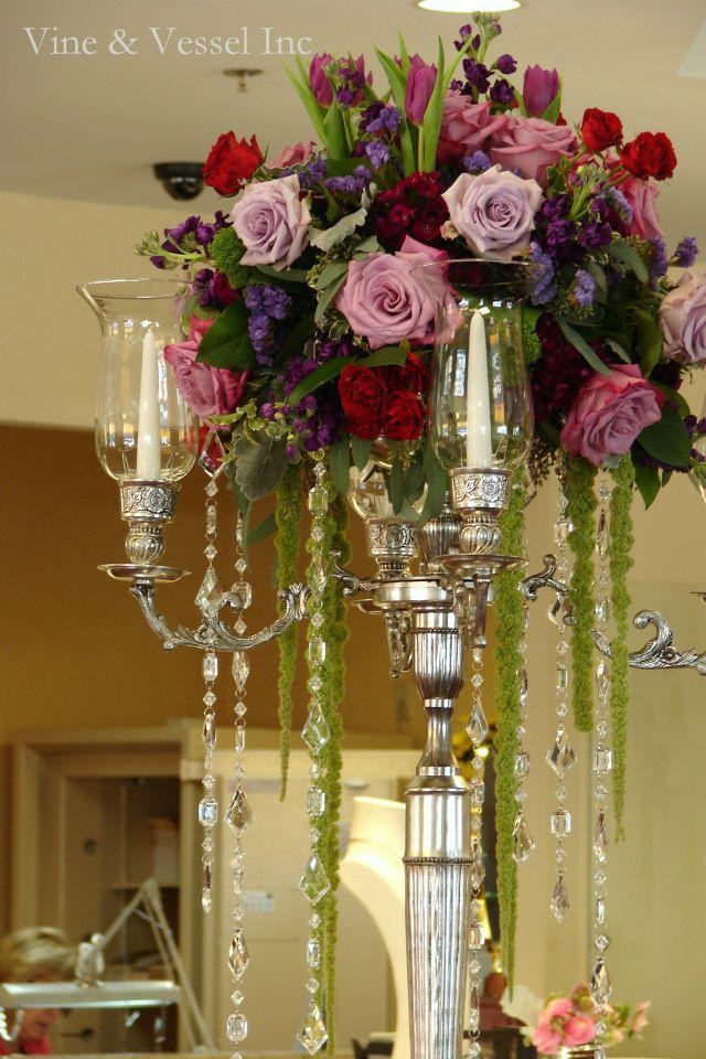 Candelabra Rentals Victorian Wedding Decor Flowers Pinterest