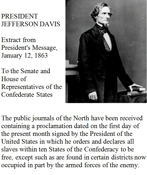 president jefferson davis apush