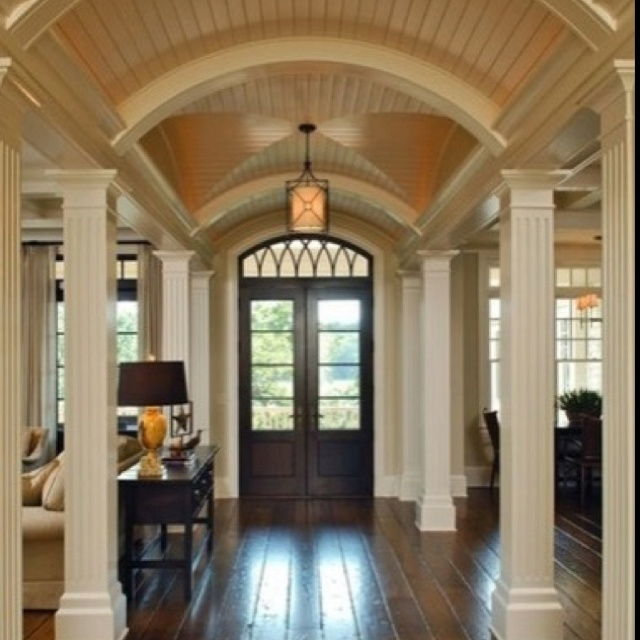 Awesome Grand Entrance Dream Home Pinterest