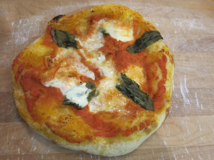 Versatile Basic Pizza Dough This is the Neo-Neapolitan Pizza Dough ...