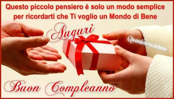 Happy Birthday Italian