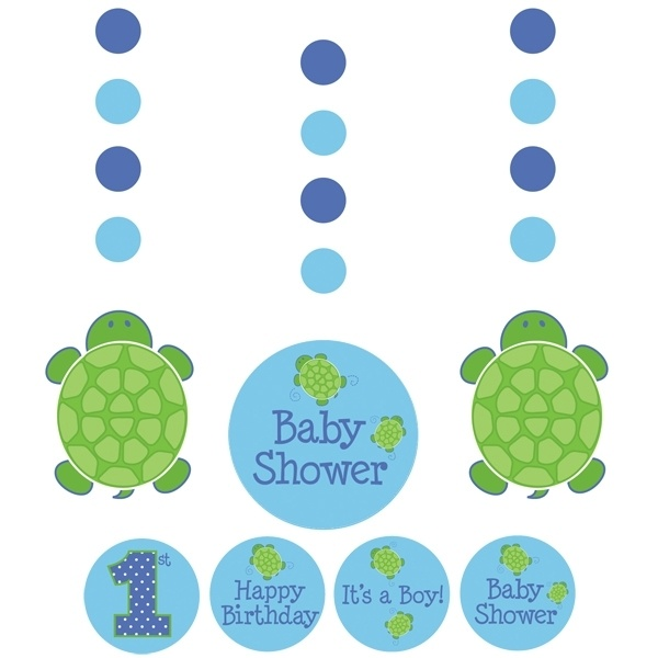 Turtle Theme Decorations Baby Shower Ideas Gifts