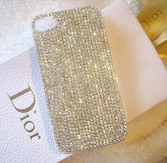 gleaming iphone 4 4s case, Bling Swarovski crystal iphone 5 5s case ...