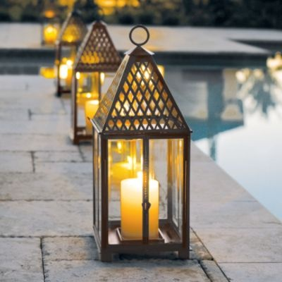 Trident Outdoor Lantern Home Sweet Home Pinterest
