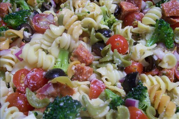 Ny Style Antipasto Salad | Recipe