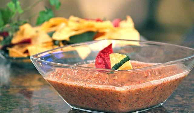 Easy Black Bean Dip | My Idea of Dinner | Pinterest