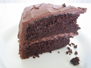 """HERSHEY'S """"PERFECTLY CHOCOLATE"""" Chocolate Cake & Frosting R..."""