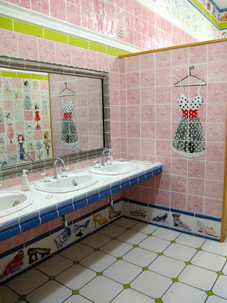 Pinterest for Best bathrooms in the world