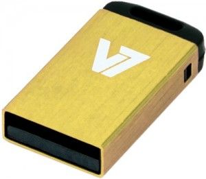 V7 mini usb flash drive inexpensive christmas gifts for employees