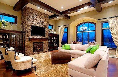 Dream Living Rooms – Modern House