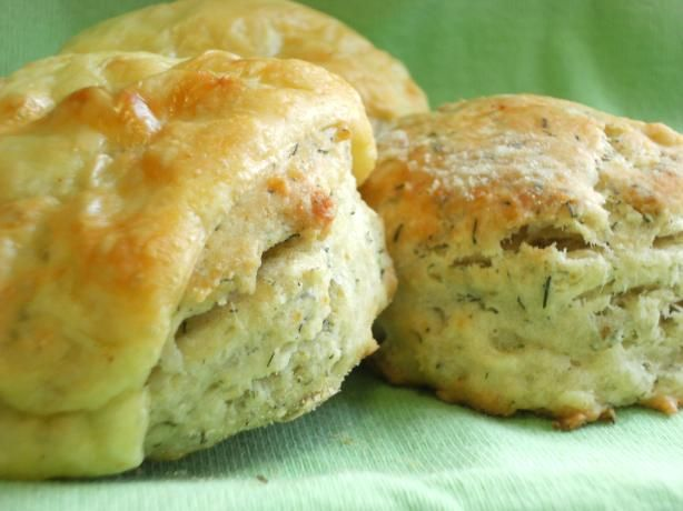 biscuits, so what could be better than cheddar and chive biscuits