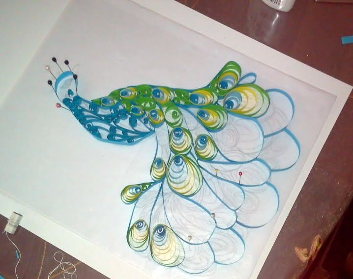 quilling | crafts | Pinterest