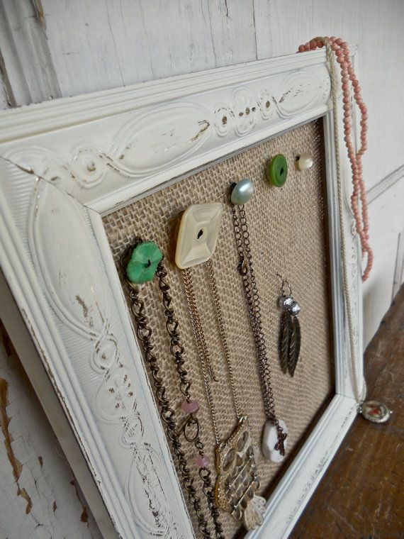 ... organize your jewelry with humble bee project's Vintage Flair Jewelry