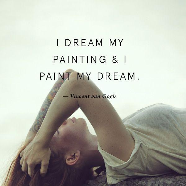 #Dream in color