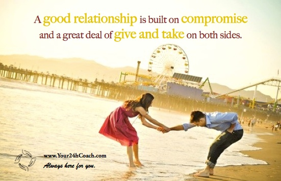 what to compromise in a relationship
