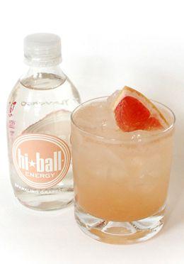 pink grapefruit cocktail | Winter Cocktails & Bars | Pinterest