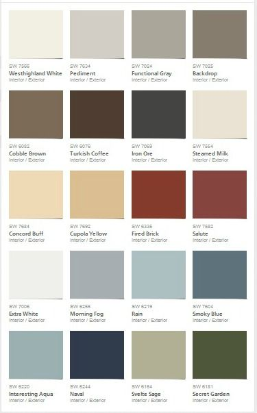 pottery barn bedrooms paint colors