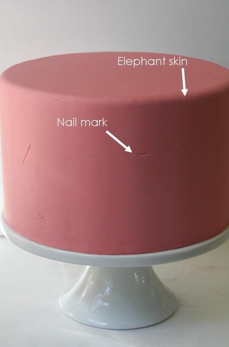 How to Fix Cracked Fondant on a Cake