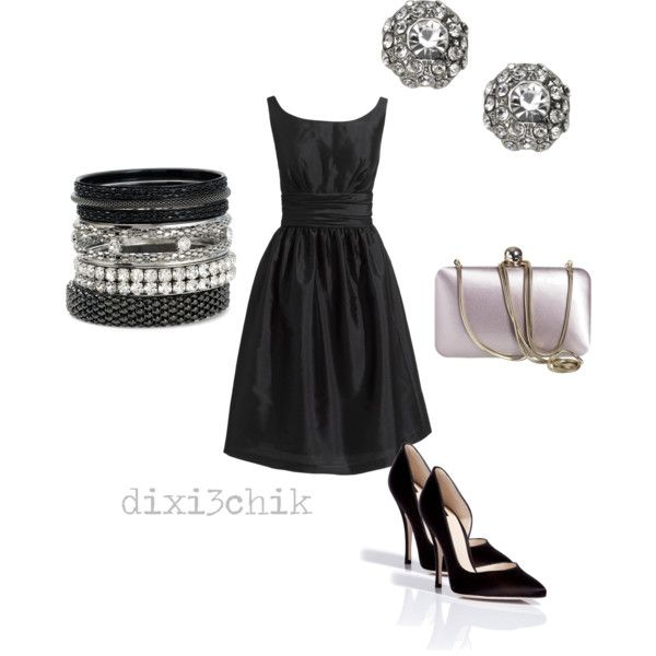 Heels, created by #dixi3chik on #polyvore. #fashion #style Eliza J D
