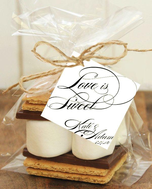 Diy Gift Tags For Wedding Favors : Wedding Favor Gift Tagprintable diy CUSTOMIZED More Wedding Favors ...