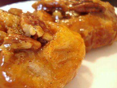 brioche honey pecan sticky buns | Foodies | Pinterest