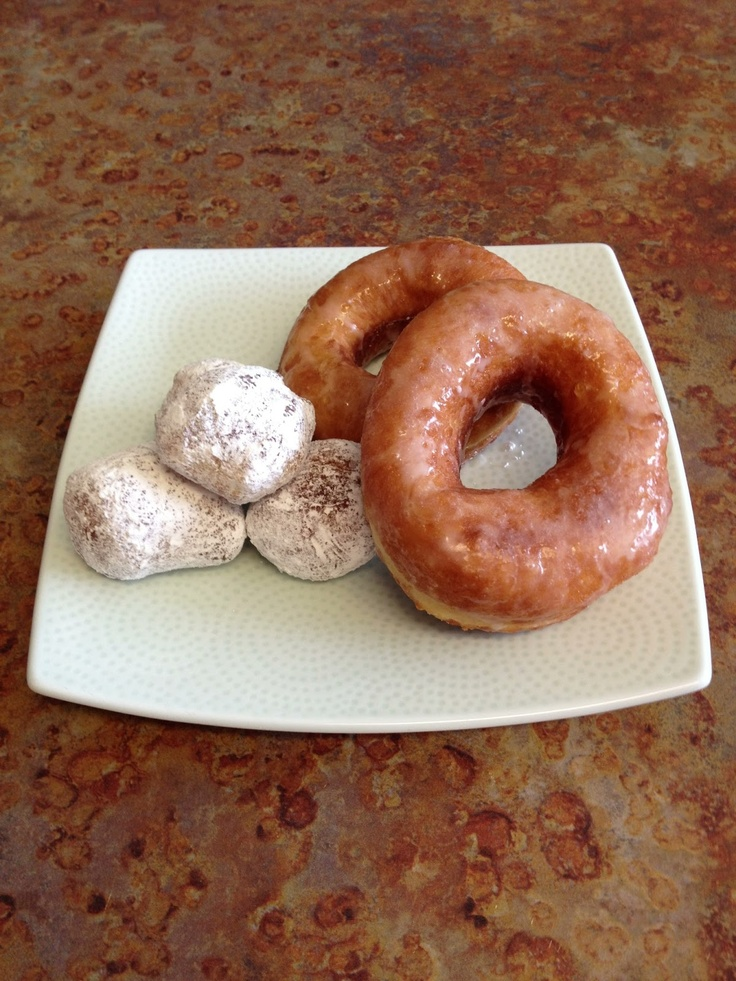 Homemade glazed donuts | cooking | Pinterest