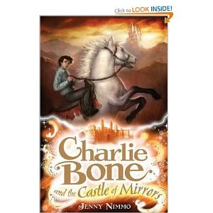 Charlie bone book report
