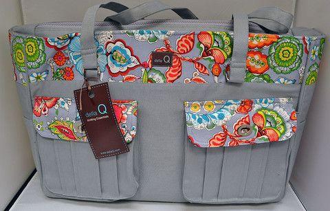 Noni carpet bag - Everything knitting including yarn