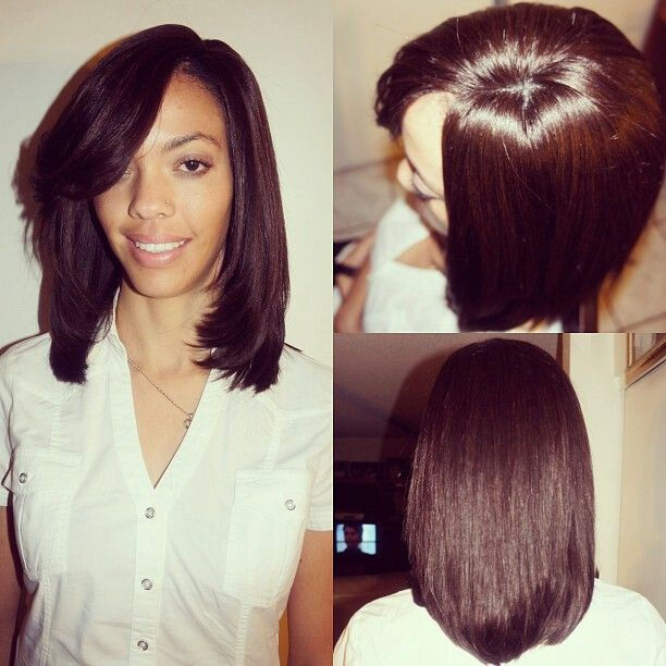 Hairstyles For Full Weaves | Best Hairstyles Collections