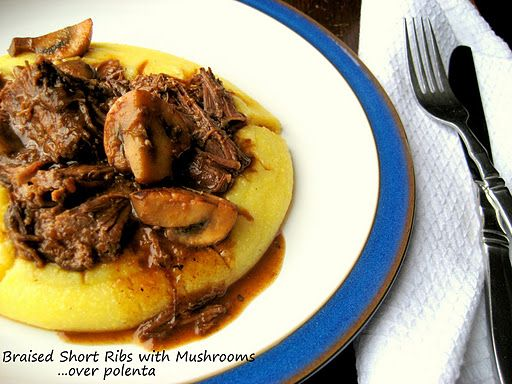 Braised Beef Short Ribs | Beef | Pinterest