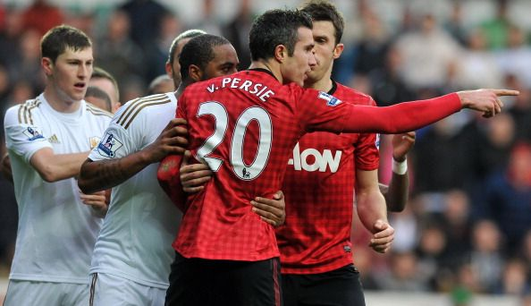 manchester united in r city