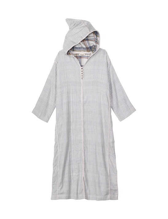 Double Sided Flannel Djellaba from Toast UK