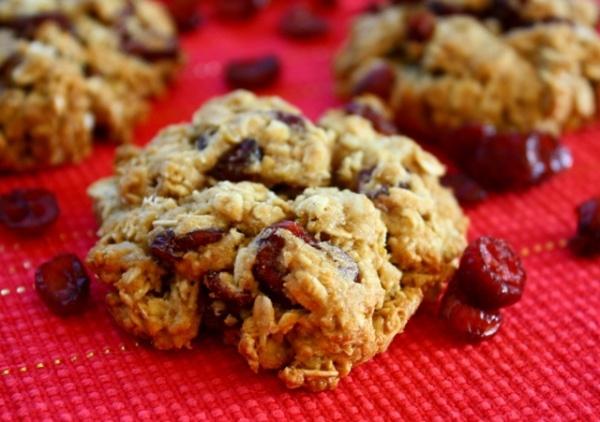 Healthier Orange Oatmeal Cookies | Healthy Cookies | Pinterest