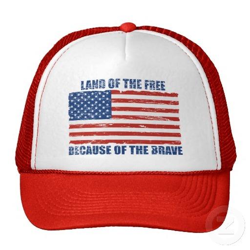 memorial day hats
