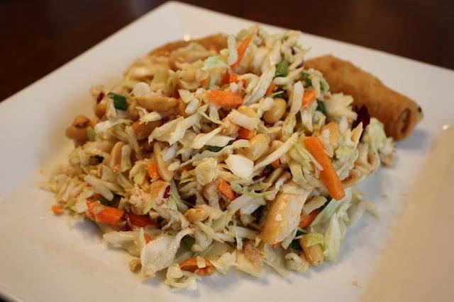 Asian Chicken Noodle Salad | Meet the Sullivans | Pinterest