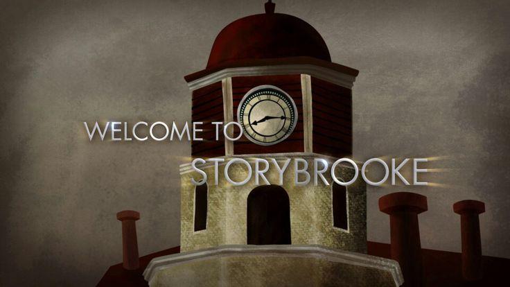 Welcome to Storybrooke | σи¢є υρσи α тιмє | Pinterest