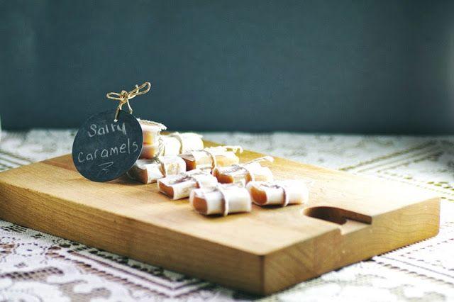 Fleur De Sel Caramels | Dessert and Sweet Bread Recipes | Pinterest