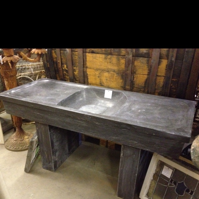 French Stone Sink : French blue stone sink Shop Inventory Pinterest
