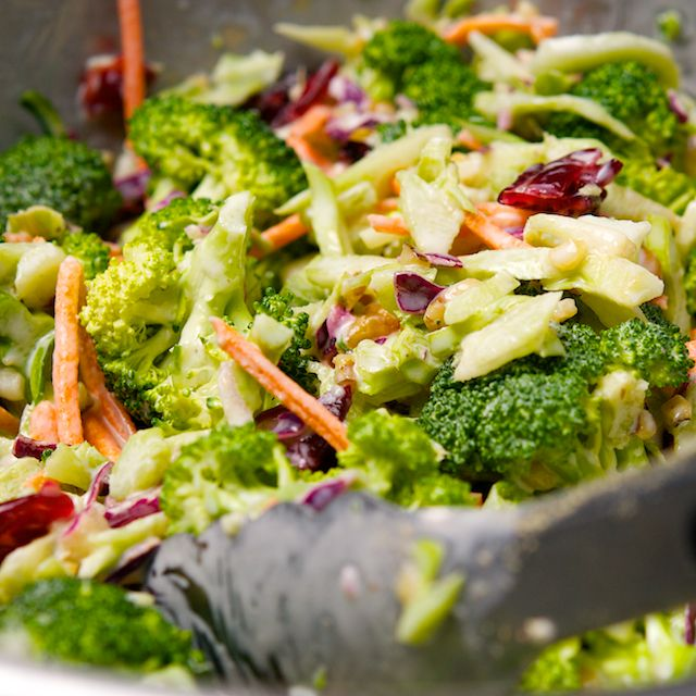 Broccoli Slaw | recipes | Pinterest