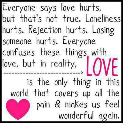 everyone says love hurts quotes saying etc pinterest