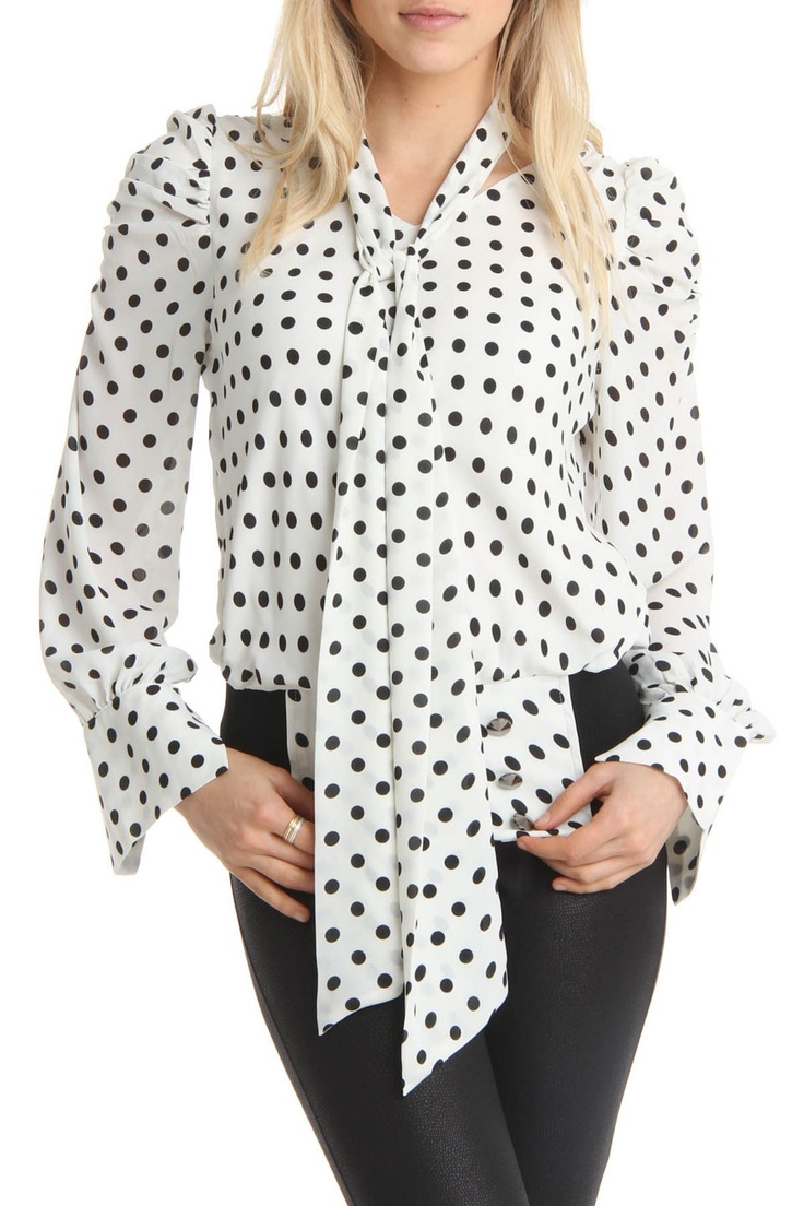 Shop eBay for great deals on White Polka Dot Tops & Blouses for Women. You'll find new or used products in White Polka Dot Tops & Blouses for Women on eBay. Free shipping on selected items.